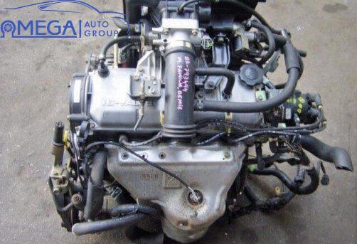 Двигатель на Mazda 323 B3