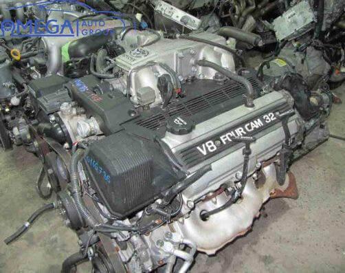 Двигатель на Toyota Crown 1UZ-FE