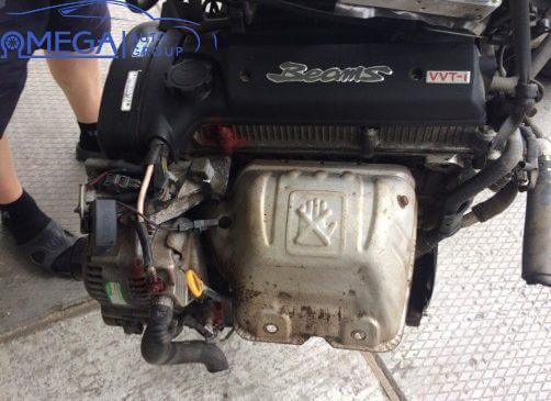 Двигатель на Toyota Celica 3S-GE