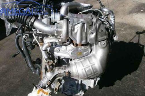 Двигатель на Nissan Juke MR16DDT