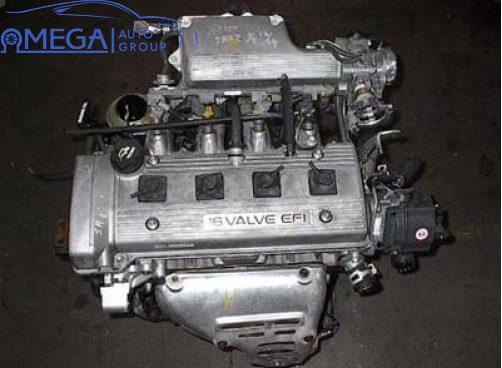 Двигатель на Toyota Carina 4A-FE