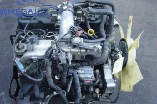Двигатель на Nissan Navara QD32