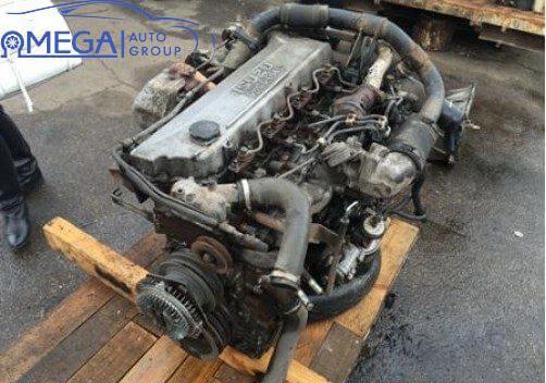 Двигатель на Isuzu N-Series 4HK1