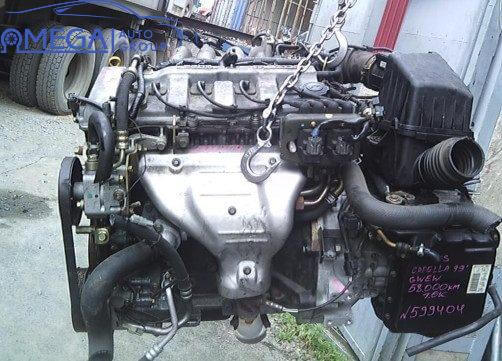 Двигатель на Mazda 626 FP