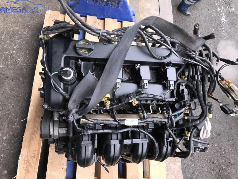 Двигатель на Mazda 3 LF17