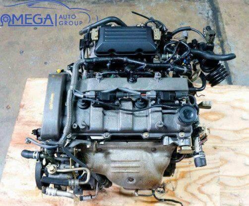 Двигатель на Mazda 626 FS
