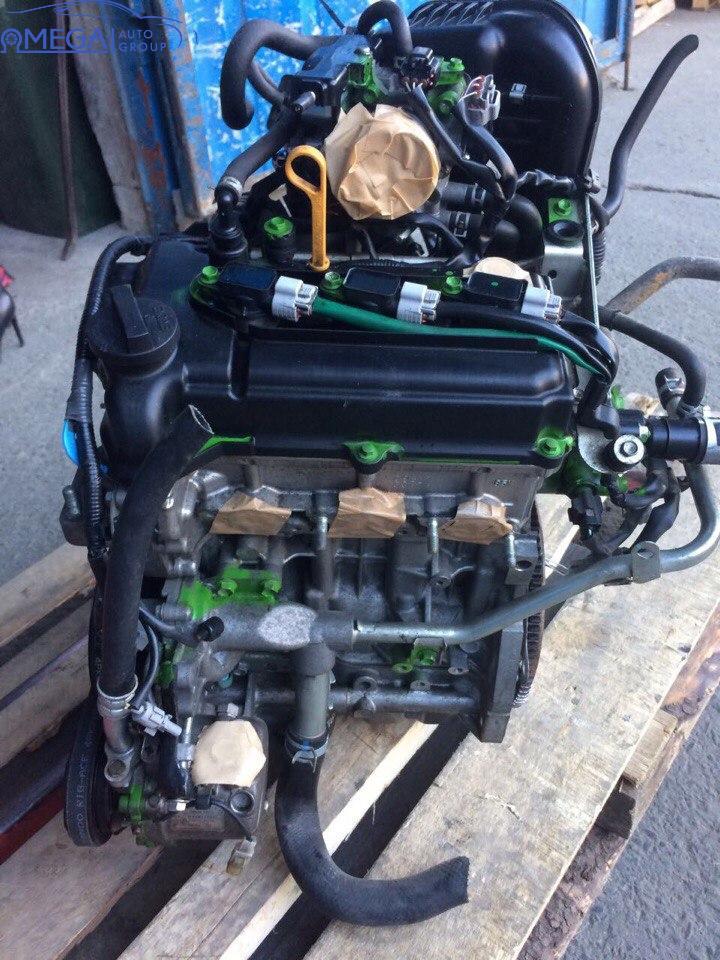 Двигатель на Suzuki Jimny K6A