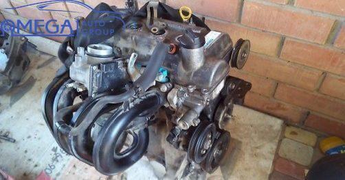 Двигатель на Toyota Ractis 2SZ-FE