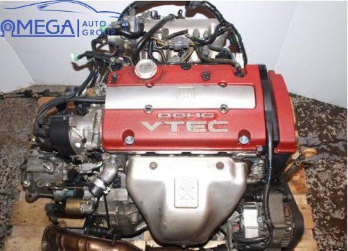 Двигатель на Honda Prelude H22