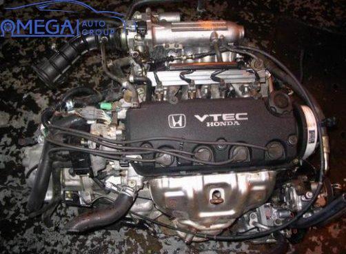 Двигатель на Honda Integra D15