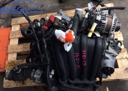 Двигатель на Nissan Juke HR15DE