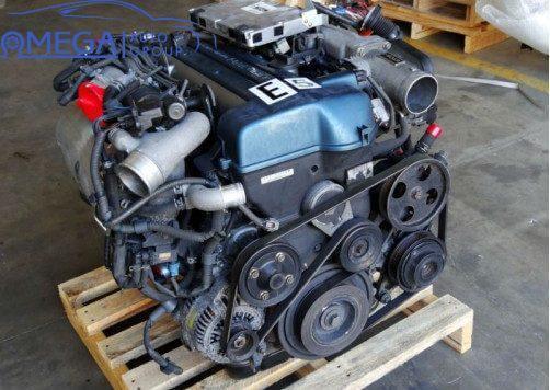 Двигатель на Toyota Supra 2JZ-GTE