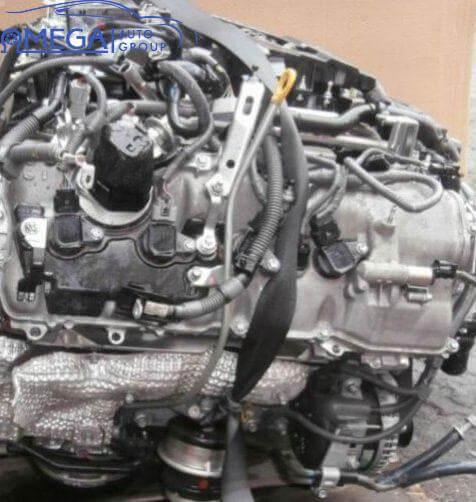Двигатель на Lexus LS 1UR-FSE