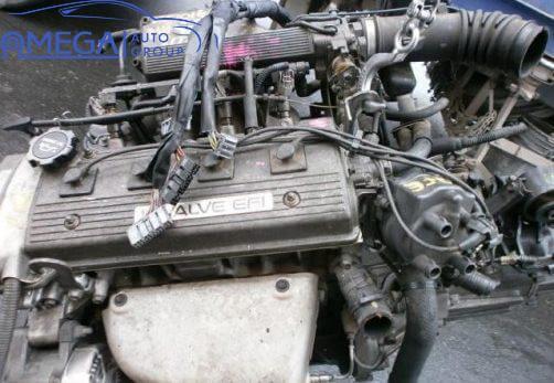 Двигатель на Toyota Celica 4A-FE