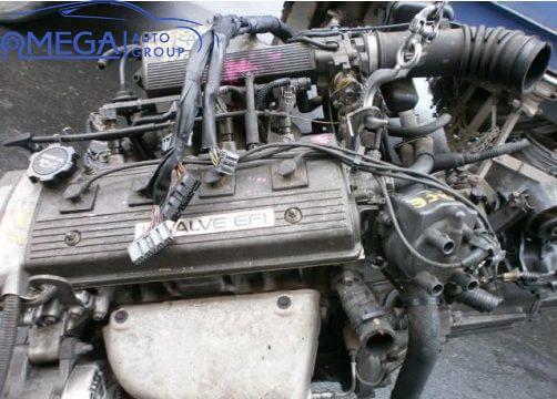 Двигатель на Toyota Avensis 4A-FE