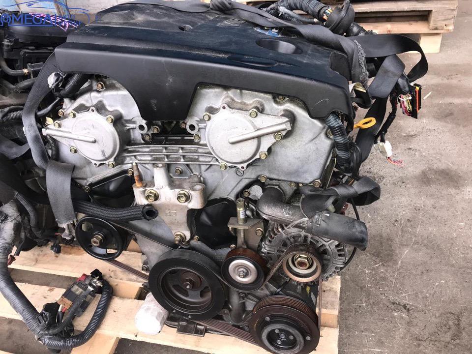 Двигатель на Nissan Teana VQ23DE