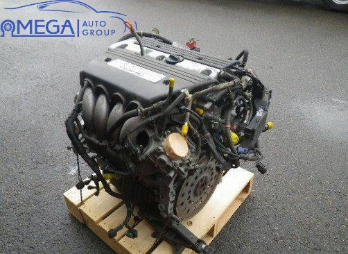 Двигатель на Honda Civic K20A
