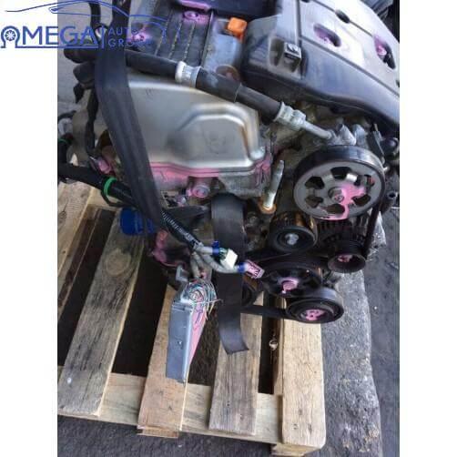 Двигатель на Honda Accord K24A