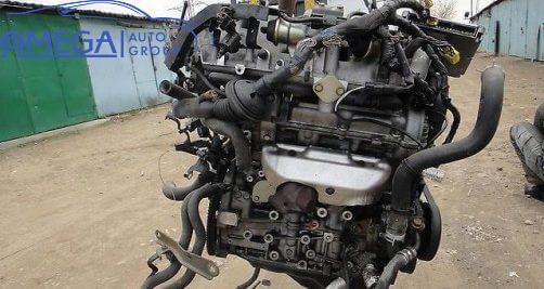 Двигатель на Mazda 323 KF
