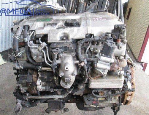 Двигатель на Mitsubishi Canter 4M50
