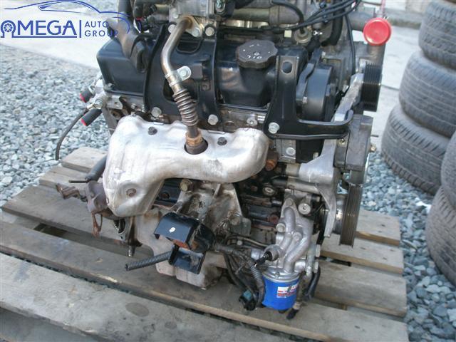 Двигатель на Mitsubishi Pajero 6G75