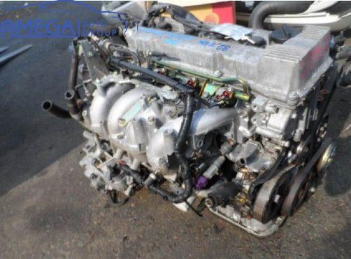 Двигатель на Nissan Navara KA24DE