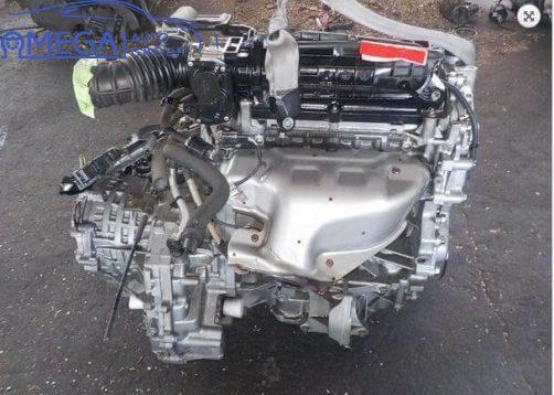 Двигатель на Nissan Tiida MR18DE