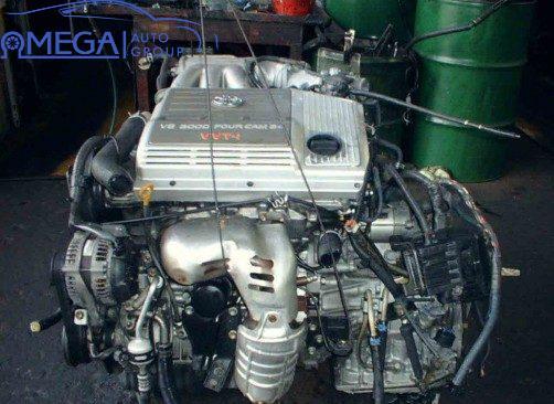 Двигатель на Toyota Highlander 1MZ-FE
