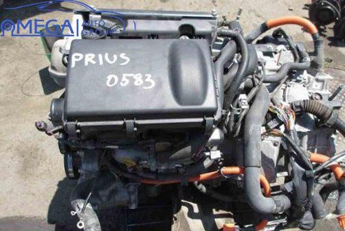 Двигатель на Toyota Prius 1NZ-FXE
