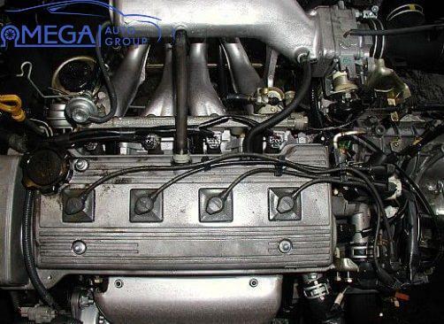Двигатель на Toyota Corona 7A-FE