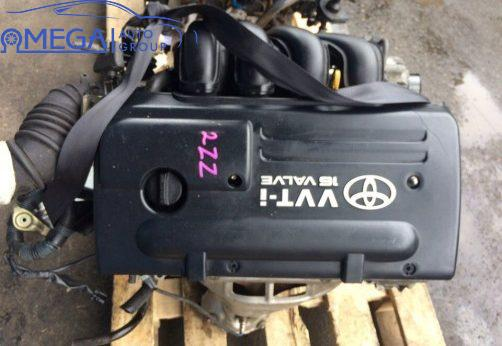 Двигатель на Toyota Corolla 2ZZ-GE