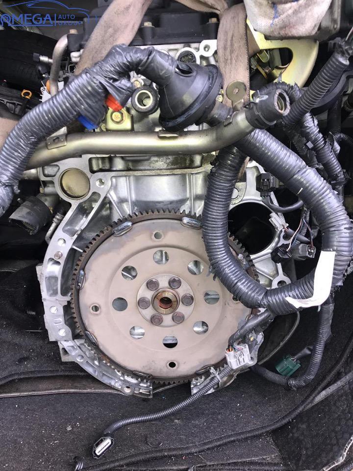Двигатель на Nissan Primera QR20DE