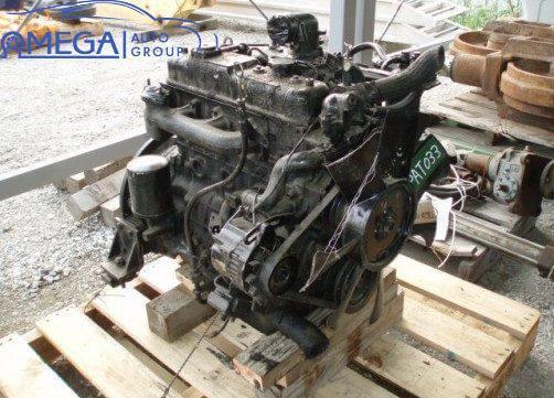 Двигатель на Isuzu N-Series 4JB1
