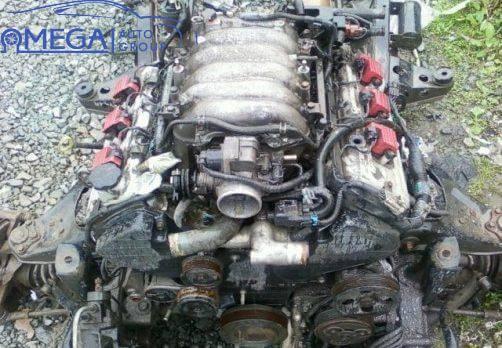 Двигатель на Isuzu Trooper 6VD1
