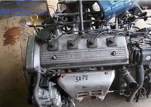 Двигатель на Toyota Sprinter 5A-FE