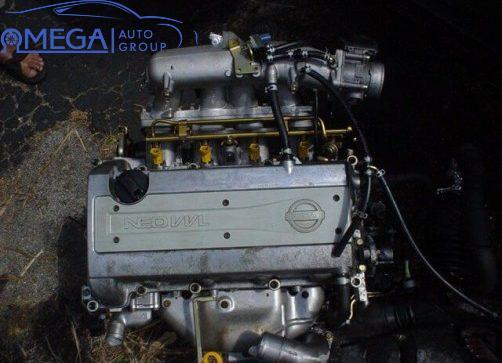 Двигатель на Nissan X-Trail SR20VET
