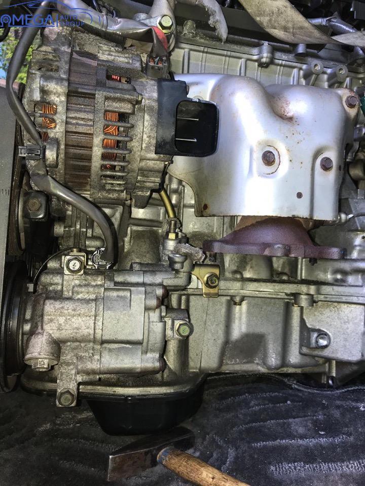 Двигатель на Nissan Micra CR12DE