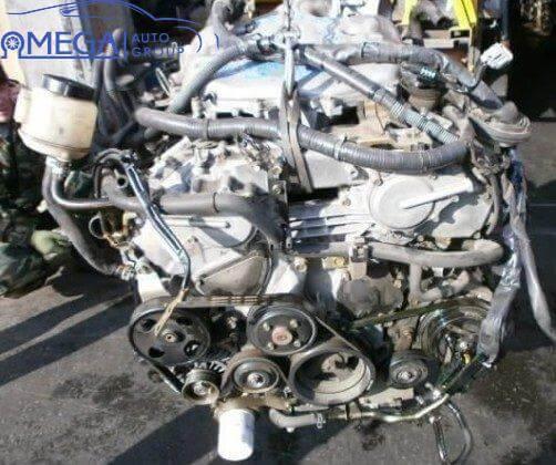 Двигатель на Infiniti FX VQ35DE
