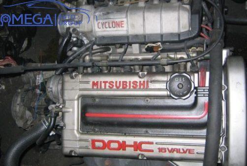 Двигатель на Mitsubishi Canter 4G63