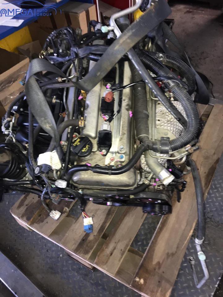 Двигатель на Suzuki SX4 J20A