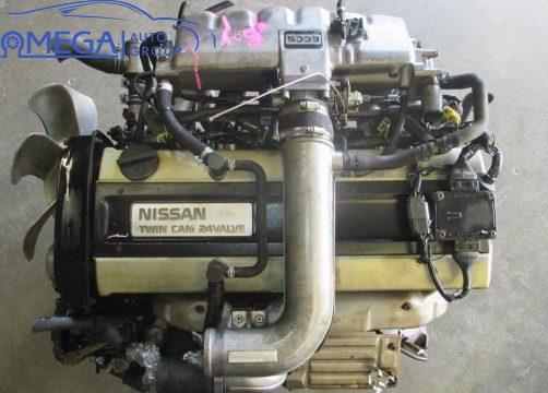 Двигатель на Nissan Skyline RB20DET