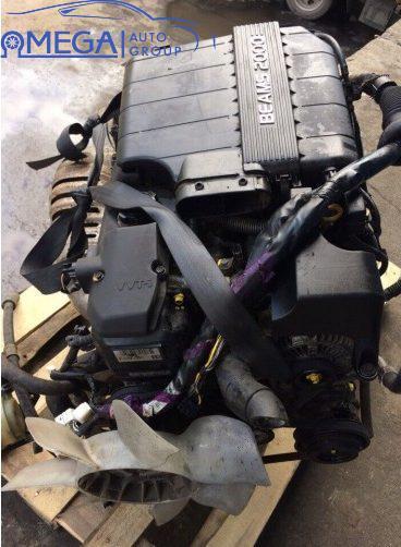 Двигатель на Lexus IS 1G-FE