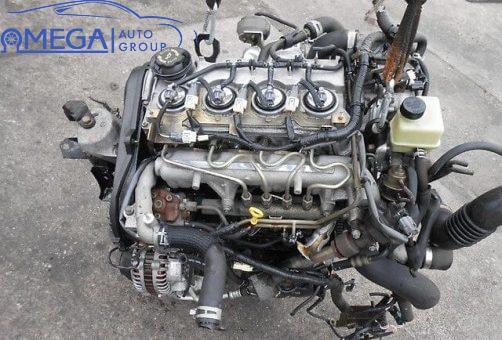 Двигатель на Mazda 323 RF3F