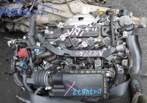 Двигатель на Toyota Yaris 1NR-FE