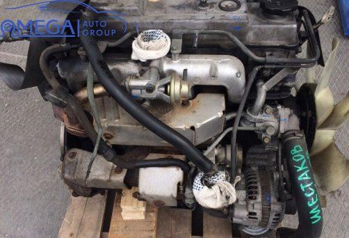 Двигатель на Mitsubishi Pajero 4M40