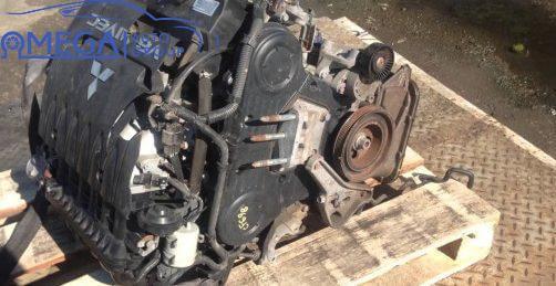 Двигатель на Mitsubishi Outlander 6B31