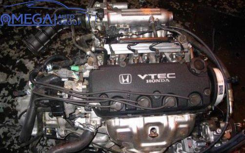 Двигатель на Honda Civic D15