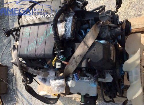 Двигатель на Toyota Mark 2 1G-FE
