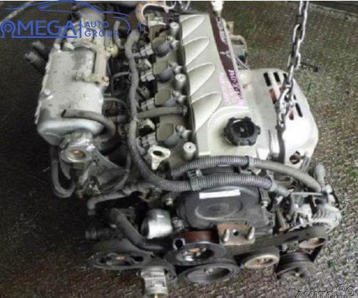 Двигатель на Mitsubishi Grandis 4G69