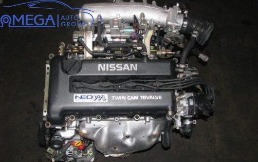 Двигатель на Nissan X-Trail SR20VE